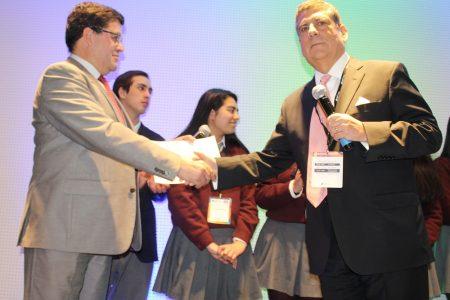 Estudiantes del Liceo Hotelería  y Turismo en Congreso Internacional