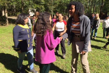 Experiencia Ambiental Niños Escuela Carileufu