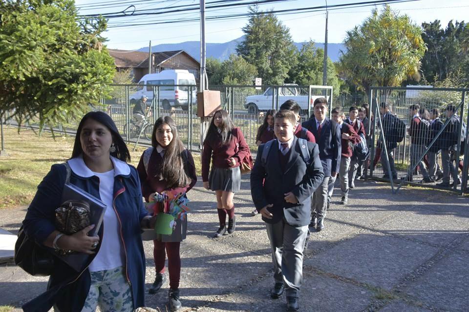 Pucón inicia año escolar 2019 con normalidad