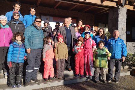 Programa municipal de Esquí Escolar